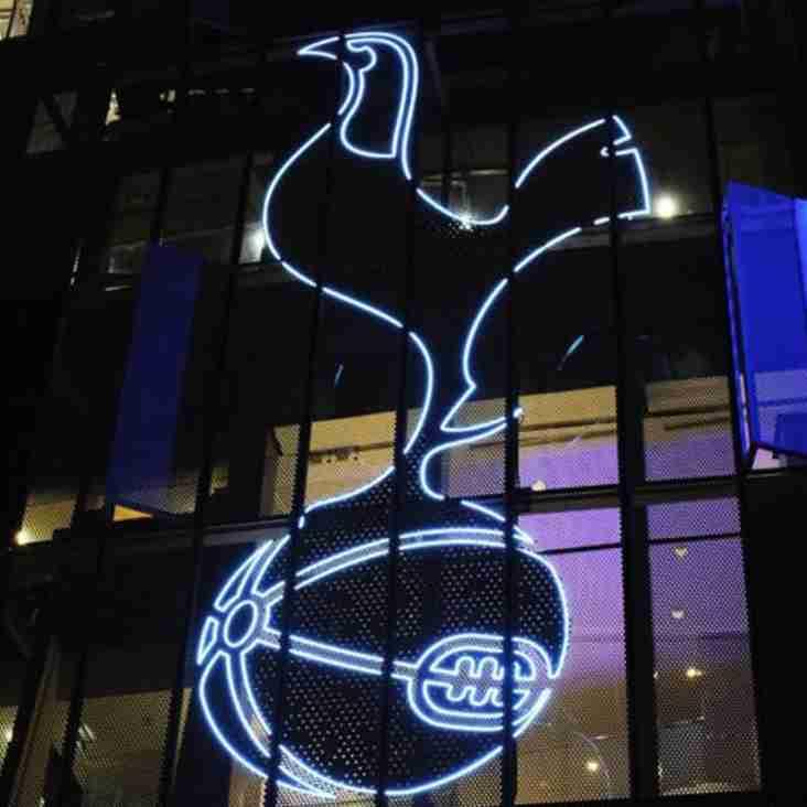 Spurs ahoy!