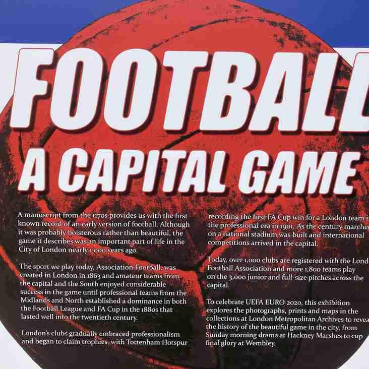 Football: A Capital Game