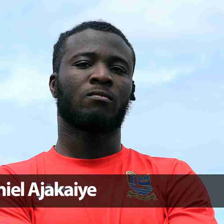 Ajakaiye is now a K