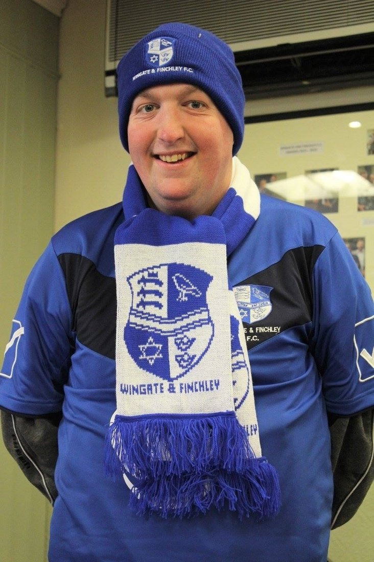 Tom Salinger- Wingate and Finchley