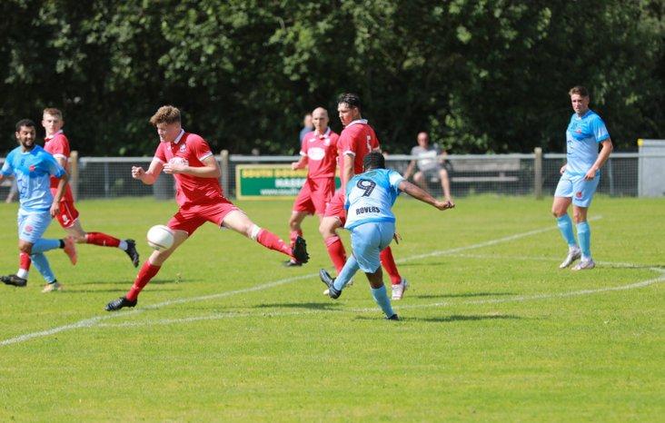 Sutton Comon Rovers score at Hassocks