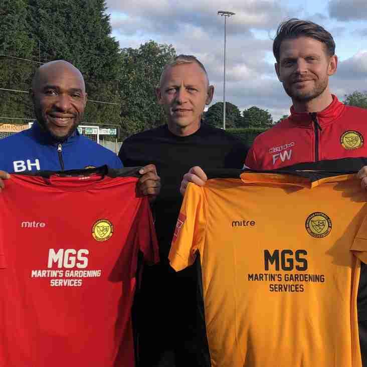 New shirt, new sponsor, new players, new season for Merstham