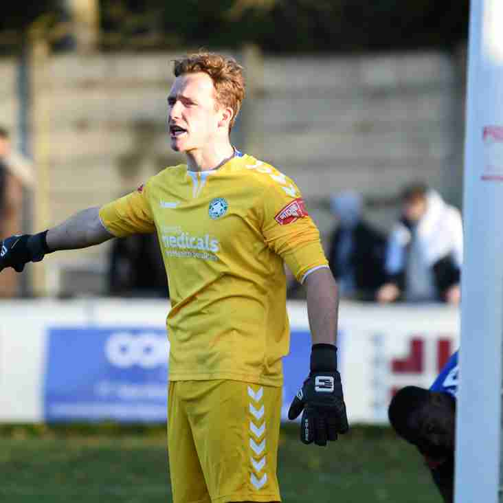 Nuts and Bolts bring in Robins keeper