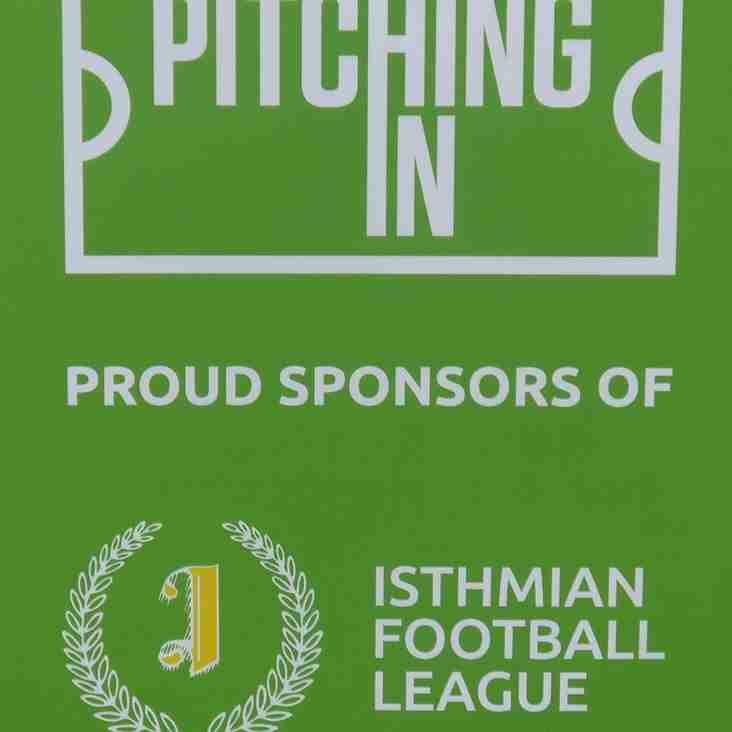 Pitching In Isthmian internal transfers, week ending 18 September 2021