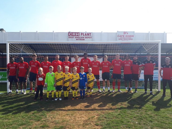 Witham Town Under 8's
