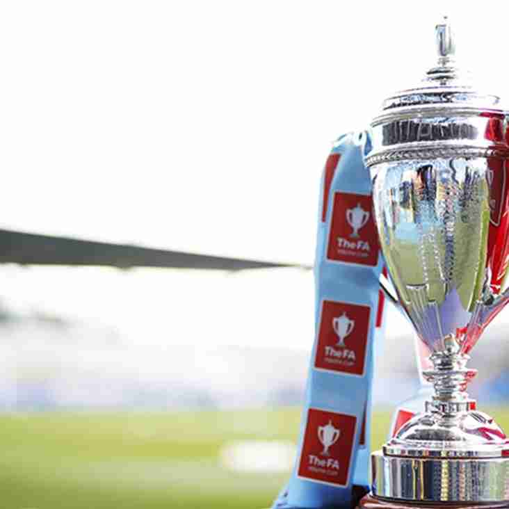 Charlton Athletic, Leyton Orient and AFC Wimbledon amongst the opponents for our sides in the FA Youth Cup