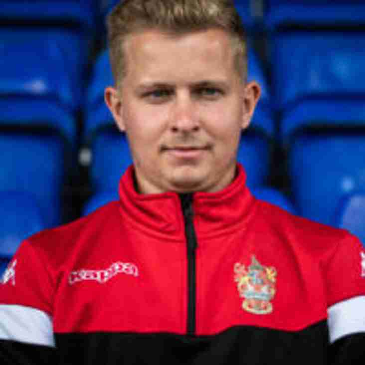 Staines appoint Porter