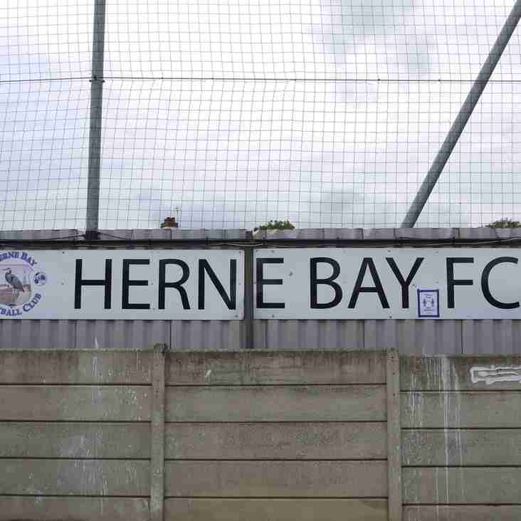 My First XI: Herne Bay, Ken Dixon