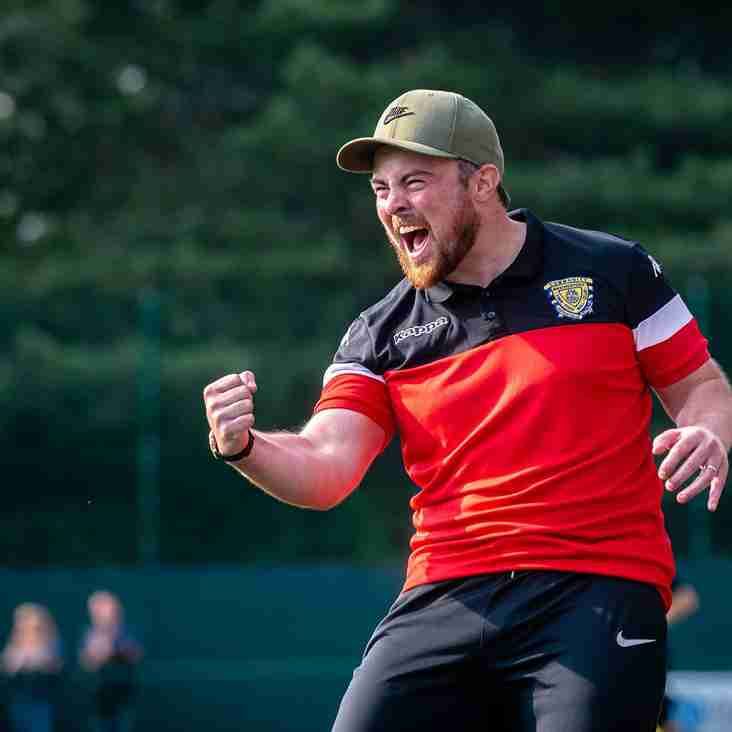 Basingstoke are top- but can they stay there, or can the FIVE clubs below overhaul them?