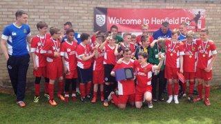Henfield tournament 2015 - Winners