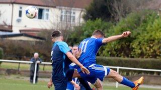 Darlaston Town v Telford Juniors 16-2-19