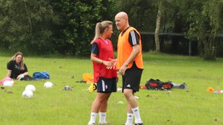 The Ladies are back - Pre-Season Training Opening Session 23-6-19