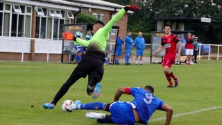 Darlaston and Coton Green serve up a feast of football at The Paycare Ground