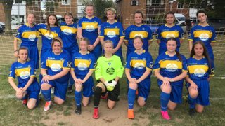 Fidelity ladies v Halse United - Great football
