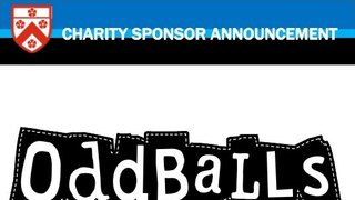 Charity Sponsor Announcement