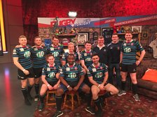 """OAs light up the screen on BT Sport's """"Rugby Tonight"""""""