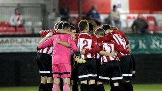 First Team v Shortwood United - 3rd Nov 2015