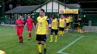 First Team v Wantage Town - Tue  9 Aug 2016