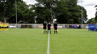 Andy Fitzpatrick's Photos - North Leigh v AFC Totten
