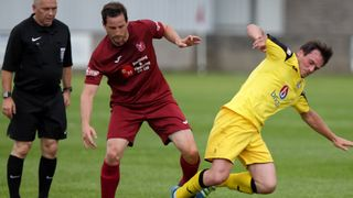 Andy Fitxpatrick's Photos - Paulton v North Leigh