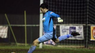 Andy Fitzpatrick's Photos - North Leigh v Hereford