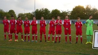 Andy Fitzpatrick's Photos - North :Leigh v Oxford United