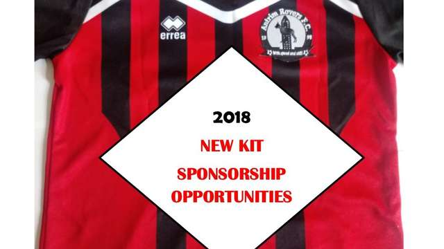 SPONSORSHIP IS AVAILABLE  -  Opportunities for all budgets