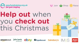 Help raise funds for the club as you shop online!