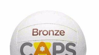 Wessex Blades Netball Club regain Bronze CAPs award