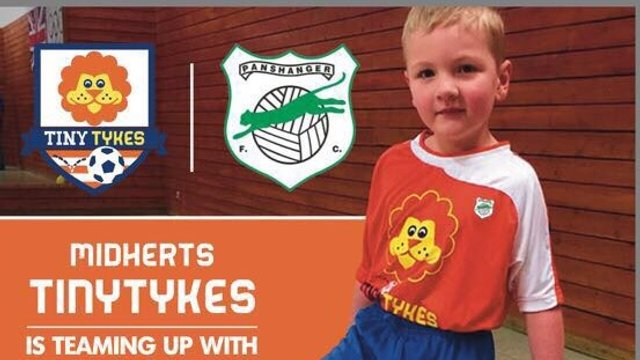 Panshanger FC Tiny Tykes (Cubs and Lions)