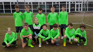 U11 Lions through to Divisional Cup Final!!!