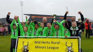 Under 10 Pumas Win Divisional Cup Final!