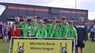 Under 14 Lions Win League and the Divisional Cup!