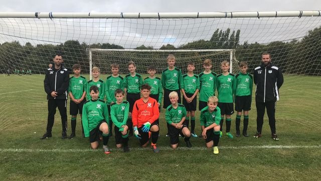 Under 14 Panthers (18/19)