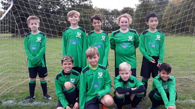 Under 10 Panthers (18/19)