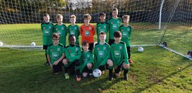 Under 11 Panthers (18/19)