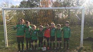 Under 8 Panthers (18/19)