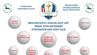 Briz Golf Day