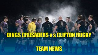 DINGS TEAM TO FACE CLIFTON