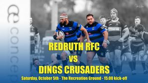 Six Changes For Dings At Redruth