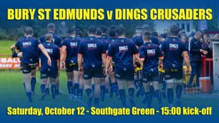 Dings ring the changes for the trip to Bury St Edmunds