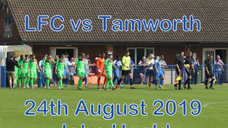 LFC vs Tamworth 24th Aug 2019  John Heald