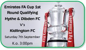 FA Cup 1st Round Qualifying