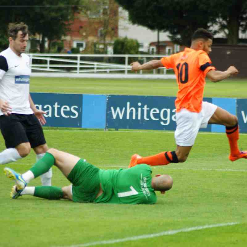 Heanor Town 1 Worksop Town 1  ( Hawes )