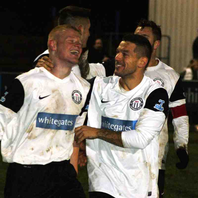 Heanor Town 1 Maltby Main 0  (Wells)