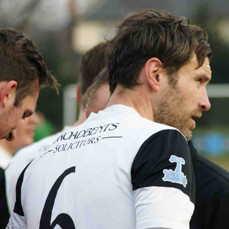 Heanor Town 3 Liversedge 1  ( Jones, Gregory, Benger )