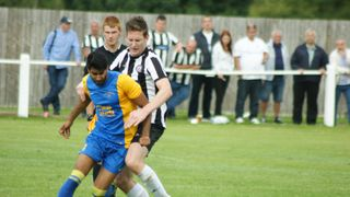 Kirby Muxloe 3 Heanor Town 1 ( Clarke ) (FA Cup)