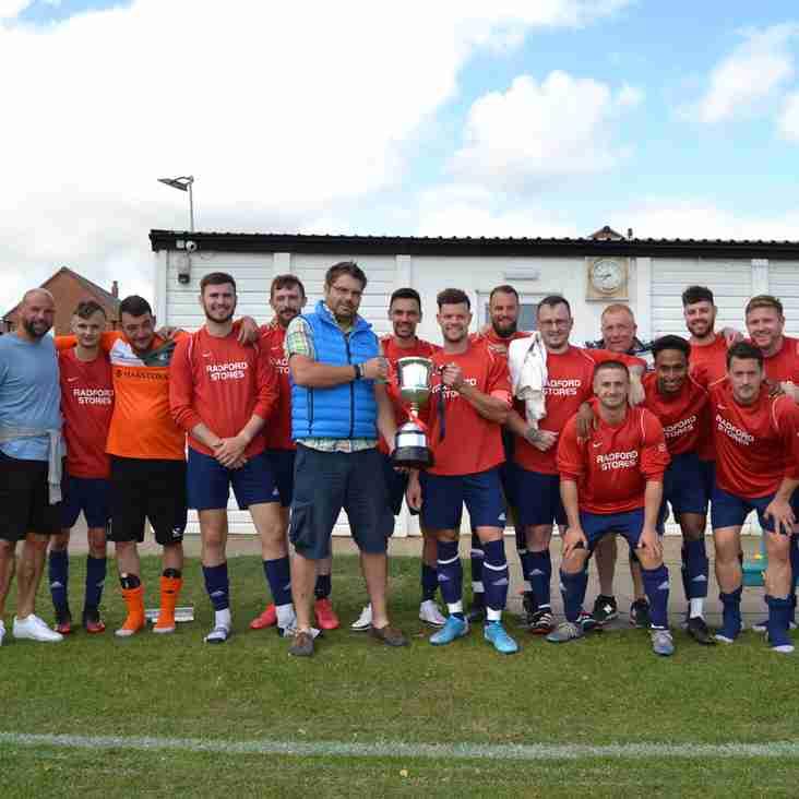 Sean Horgan Cup Final