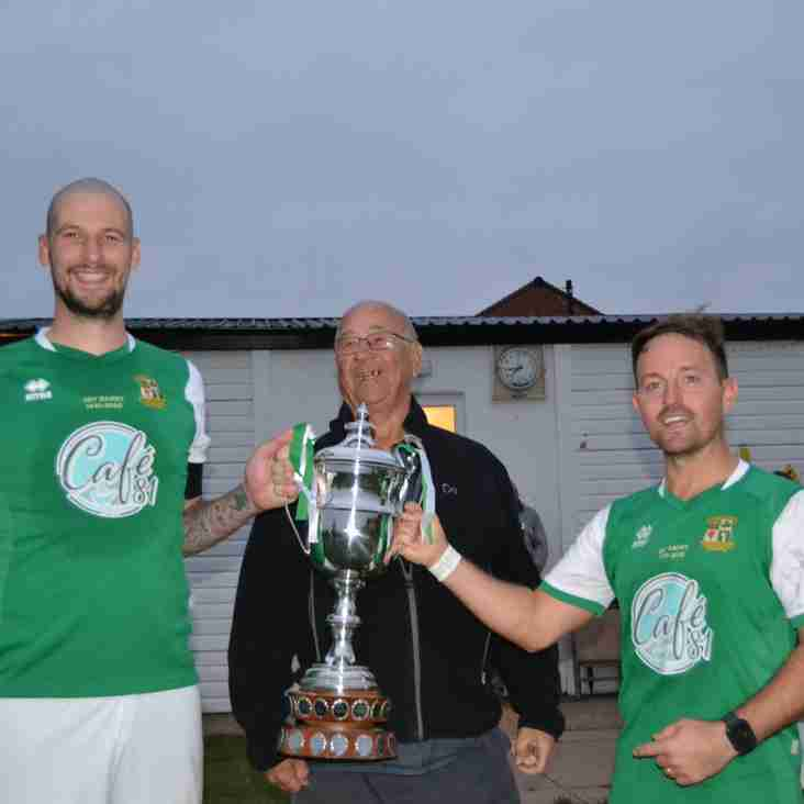 Maurice Billington Cup Final