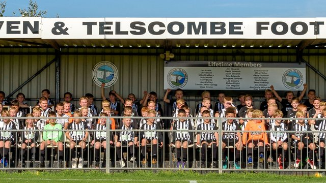 Peacehaven U8s Black